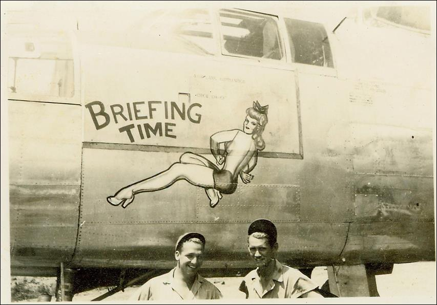 b25_nose_briefing_time